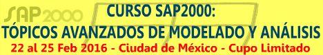 Curso Sap2000: Tópicos Avanzados