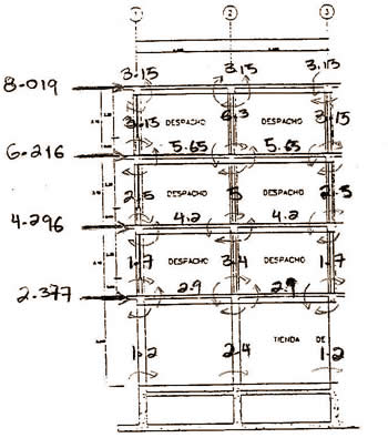Trabajo 14 Dise O Estructural De Un Edificio Oficinas